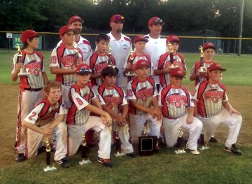 arkansas usssa baseball tournament