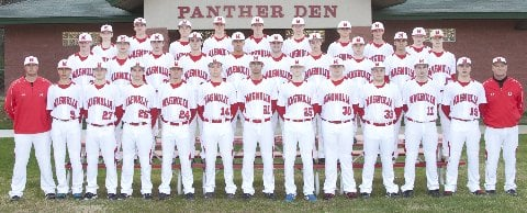Magnolia Panthers Baseball Opener Called By Rain School Sports