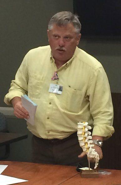 Dr. Roger Scow