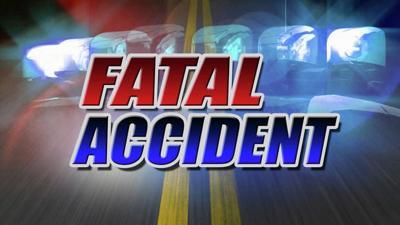 Driver killed