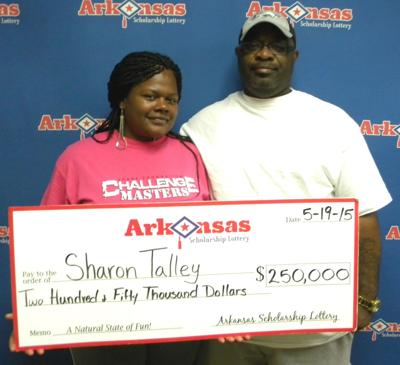 El Dorado woman gets $250,000 through Second Chance Drawing lottery