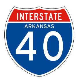Five-vehicle accident on Interstate 40 kills two Texans