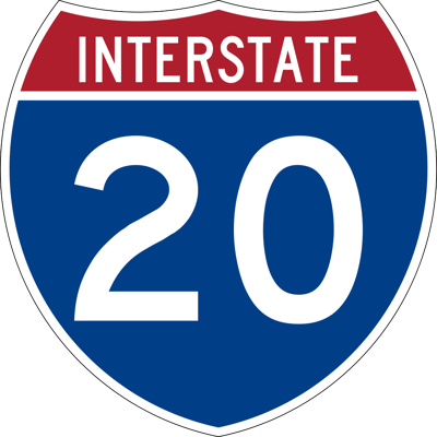 Interstate 20 fatal
