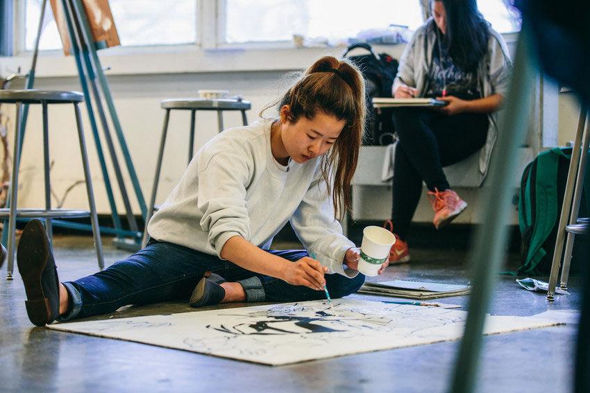 Foundation Gives $120 Million To Establish UA School Of Art