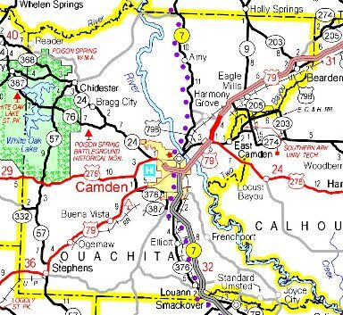 Ouachita County