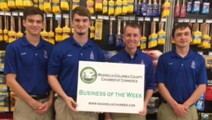 chamber business of the week sherwin williams business