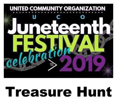 Treasure Hunt over