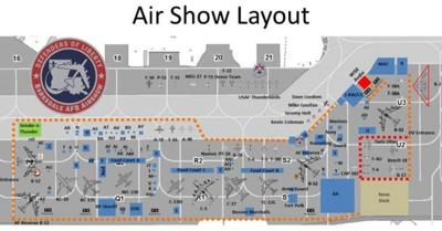 Barksdale Air Force Base show this weekend | Local