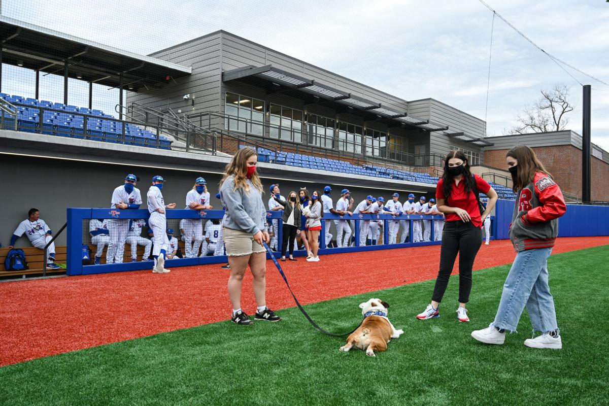 Baseball Facilities Ribbon Cutting Ceremony