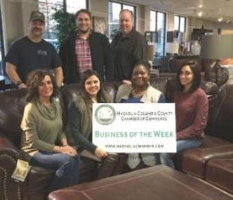 Chamber Business Of The Week Ivan Smith Furniture Business