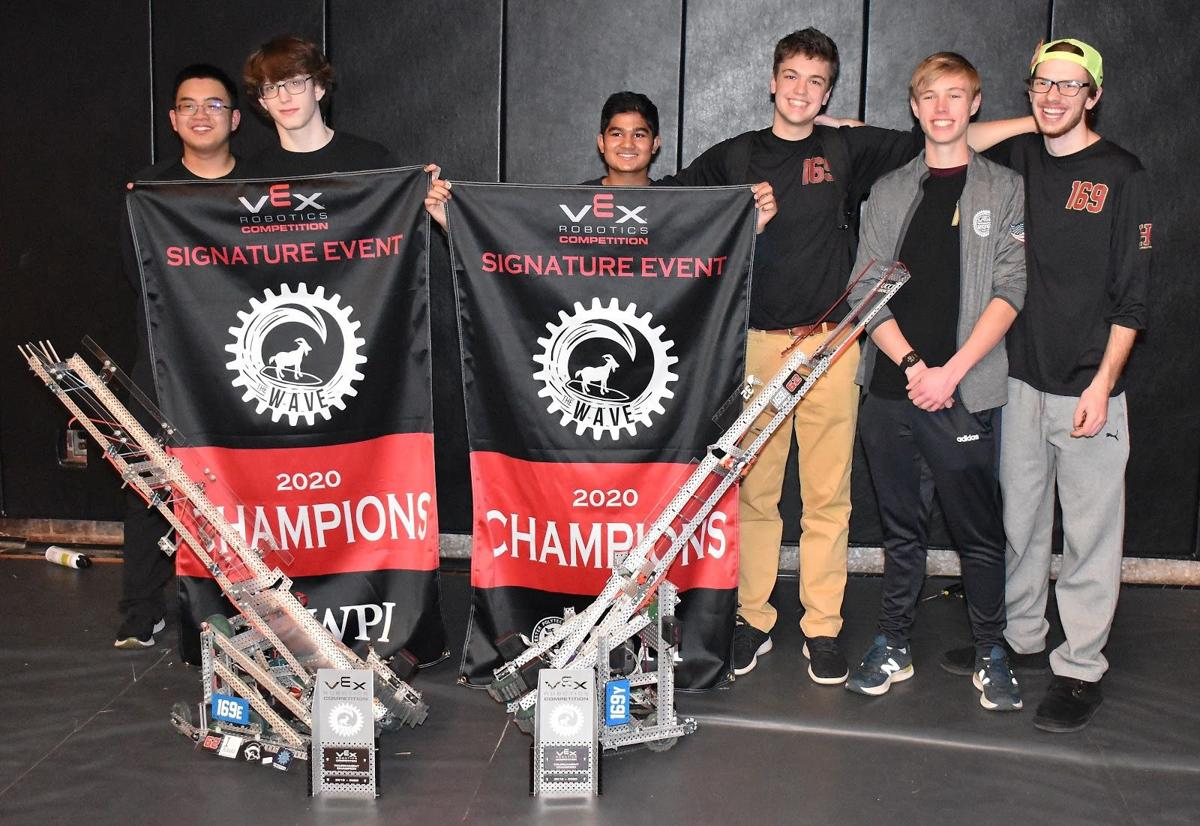 Two Haverford School robotics teams qualify for VEX Robotics World Championship