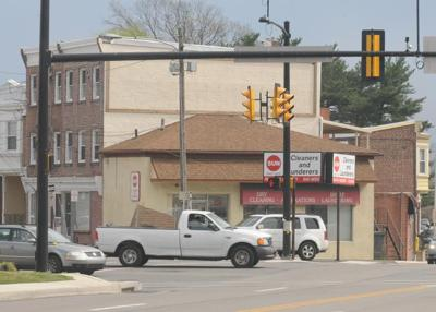 Billboard comes down in Bryn Mawr
