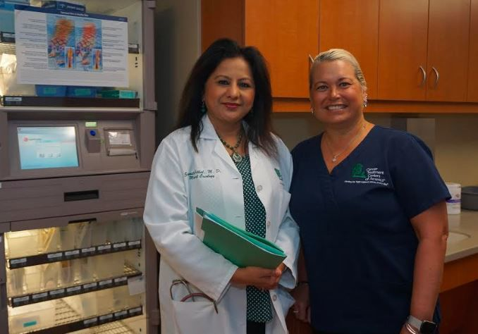 From cancer nurse to cancer patient, KOP resident says diagnoses helps her connect better with patients