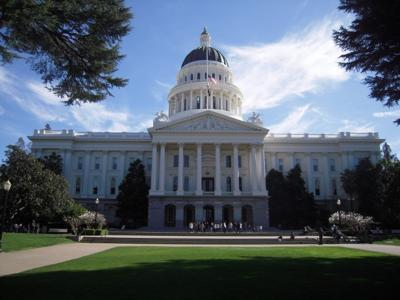 State of California Capitol