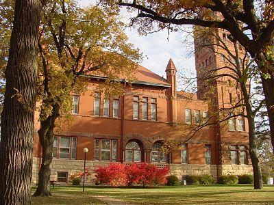 Faribault County Courthouse