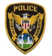 North Mankato Police logo