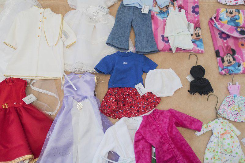 Design Doll Clothes   Tiny Treasures Seamstress Designs Doll Clothes Local News