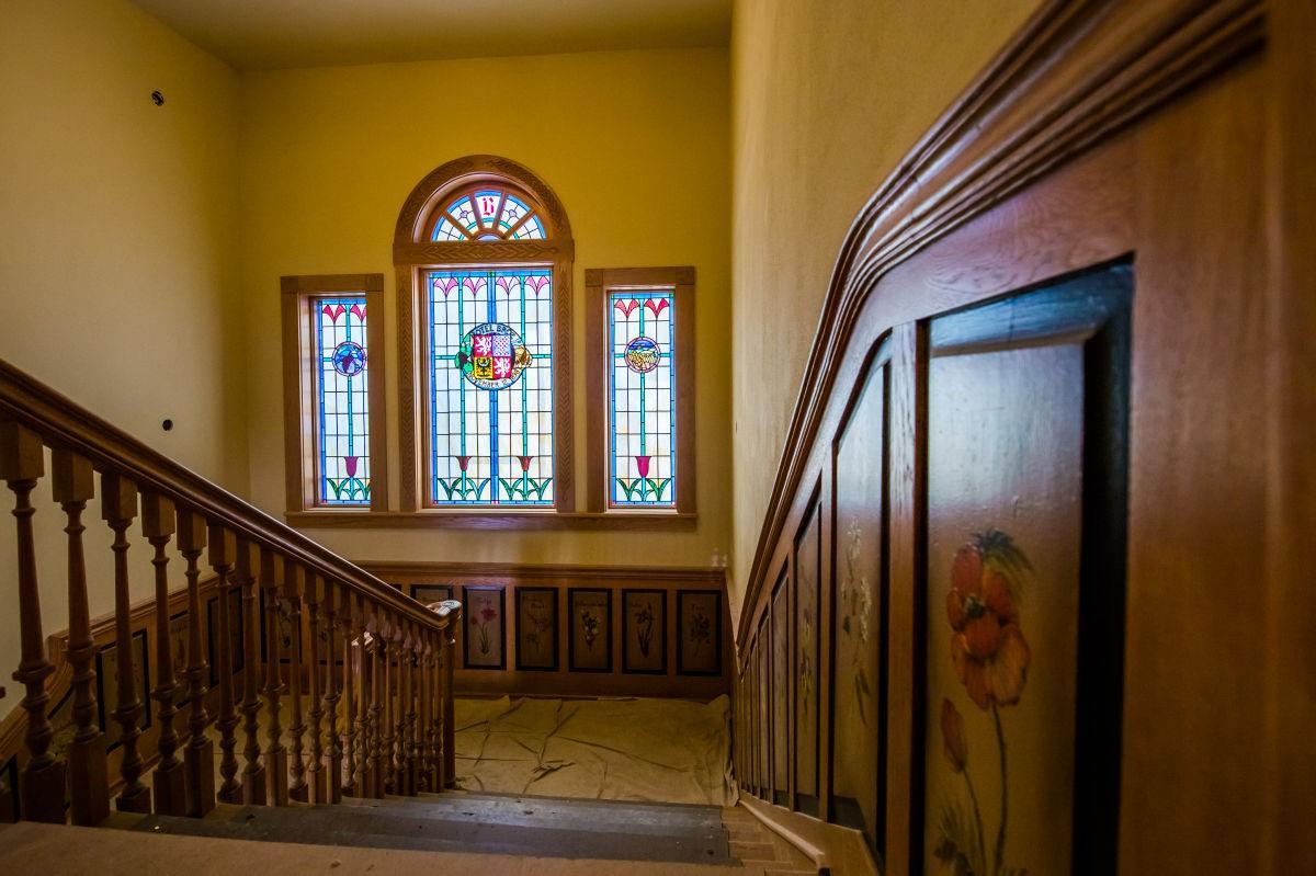 Stairway In Hotel Broz