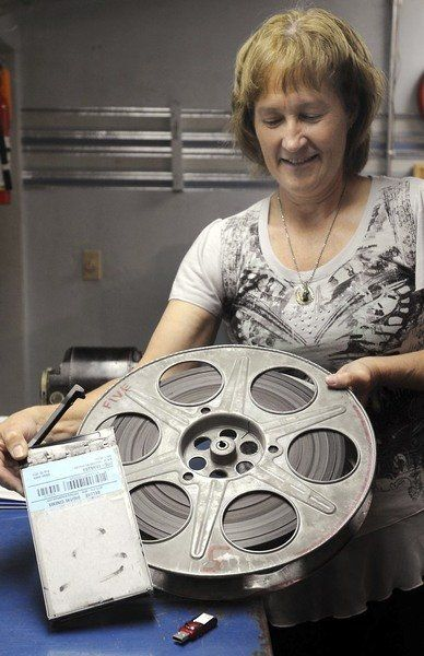 Local community theaters embrace digital technology