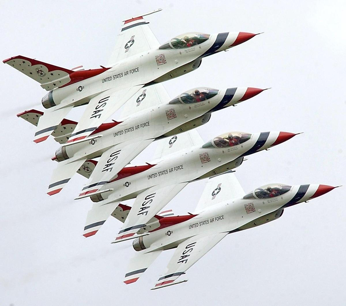 Thunderbirds coming to Mankato