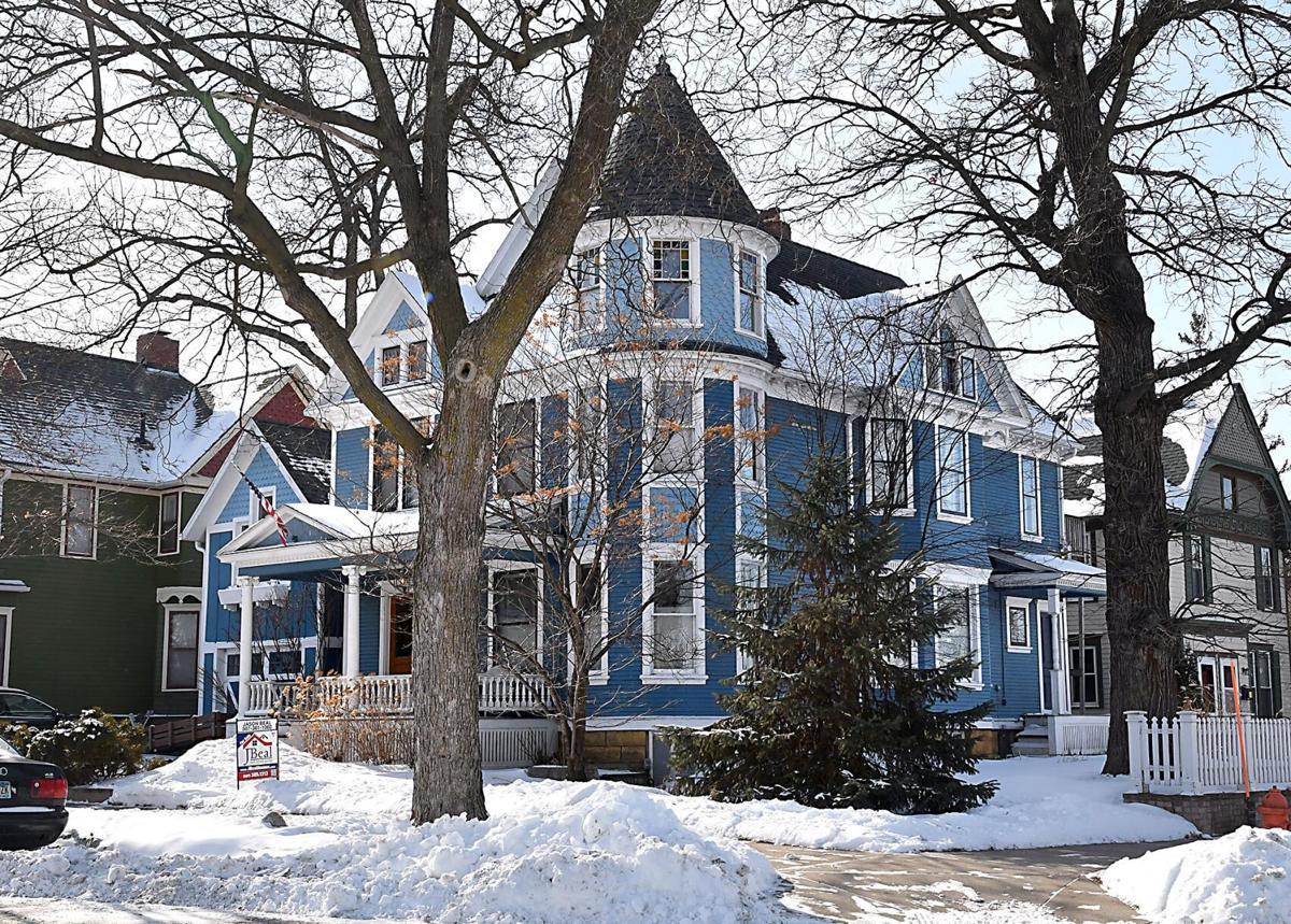 Parsons Street historic house 2