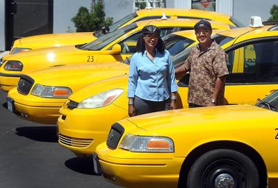 Cab company rolls out expanded fleet, name | News