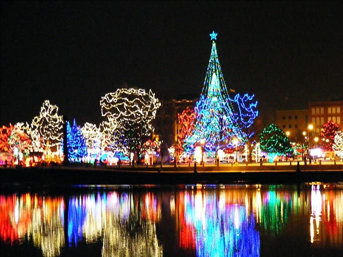 Sibley Park may be dressed in lights for the holidays | Local News ...