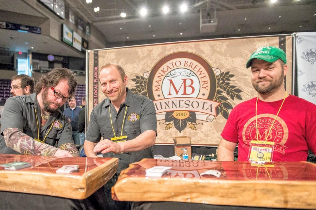 Craft beer expo humming along lifestyles for Mankato craft beer expo