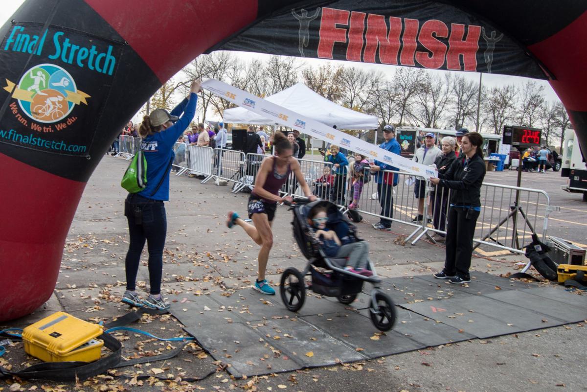 Mankato Marathon 5k Second