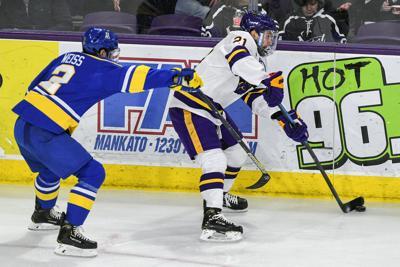 MSU Hockey Sowder