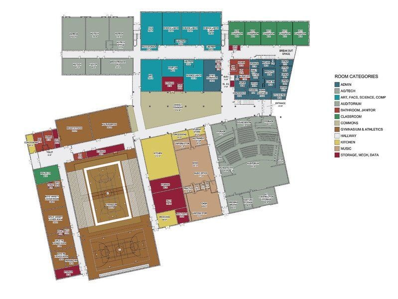 New ulm schools moves ahead with building plans local for Local builders house plans