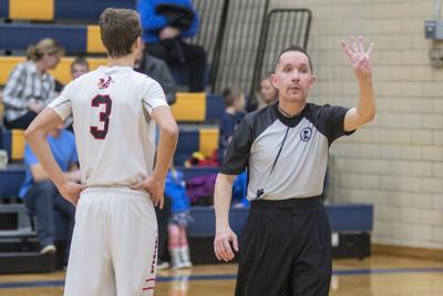 Basketball Referee 2