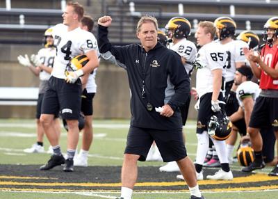 GAC football preview coach Peter Haugen