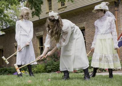 Hubbard House Victorian Lawn Party