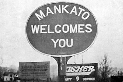 mfp sub-Mankato sign
