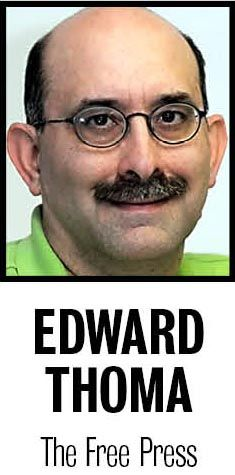 Edward Thoma column mug