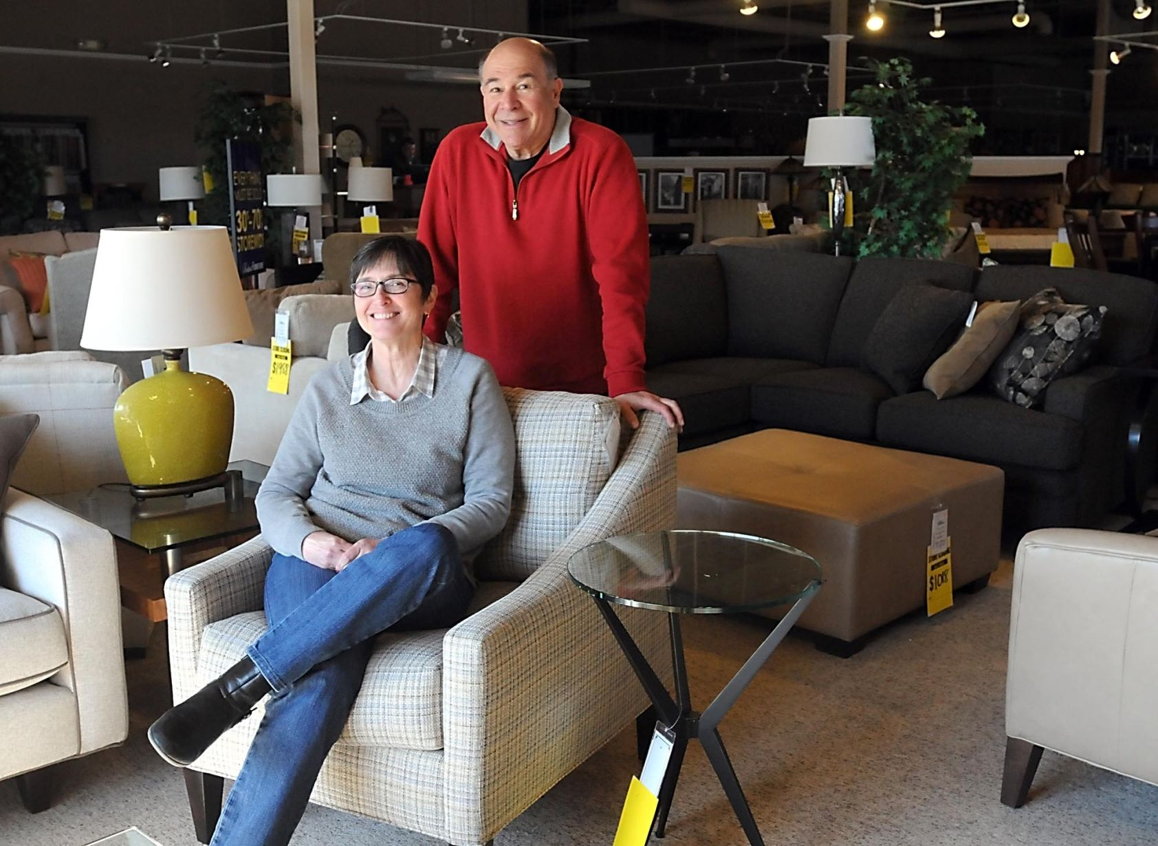 Bedpost Furniture Folding Into Other Business