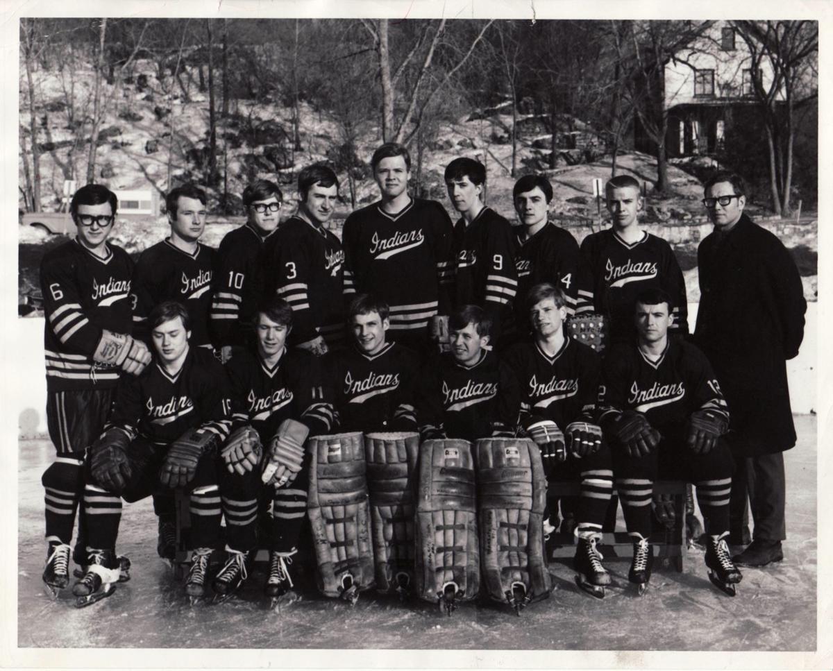 Early MSU hockey