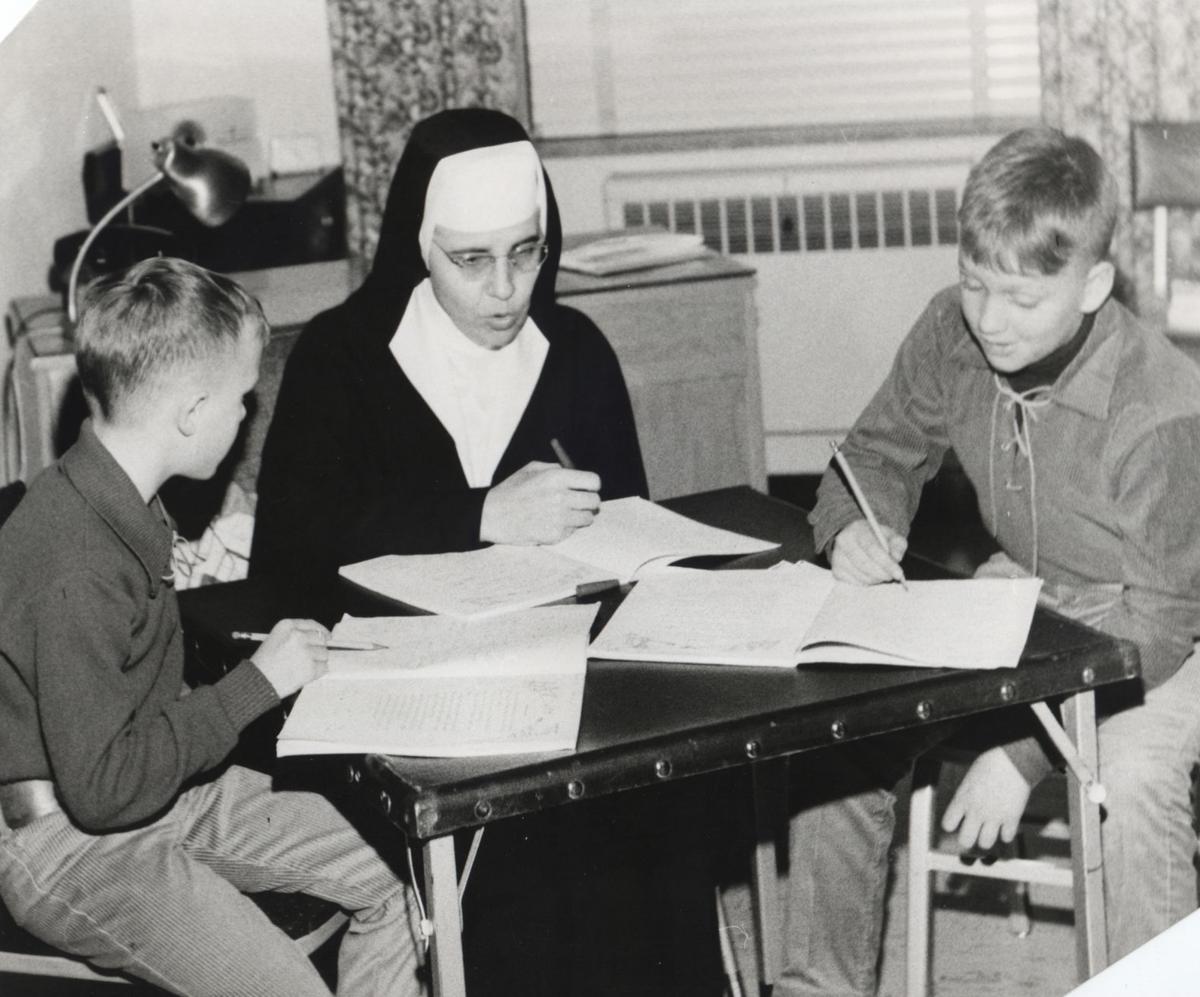 Nun life remembered