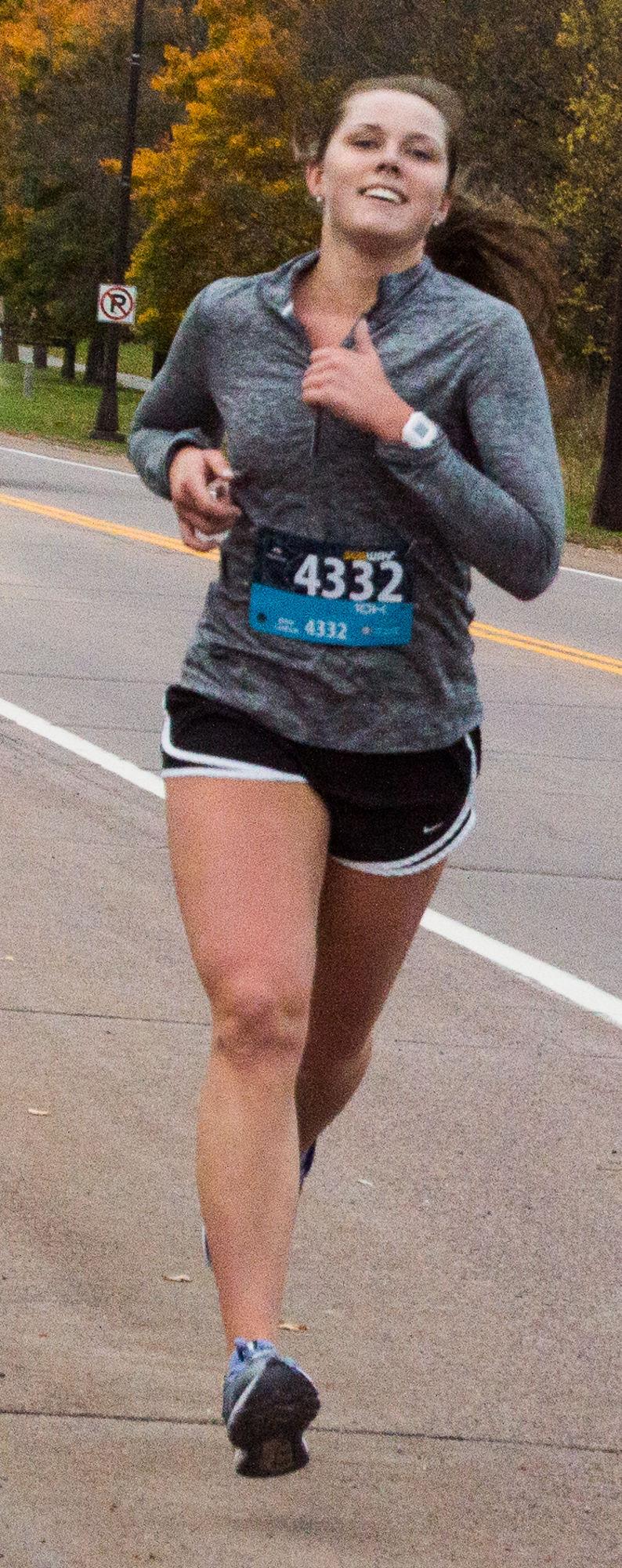 Mankato Marathon_10k_Women's Winner