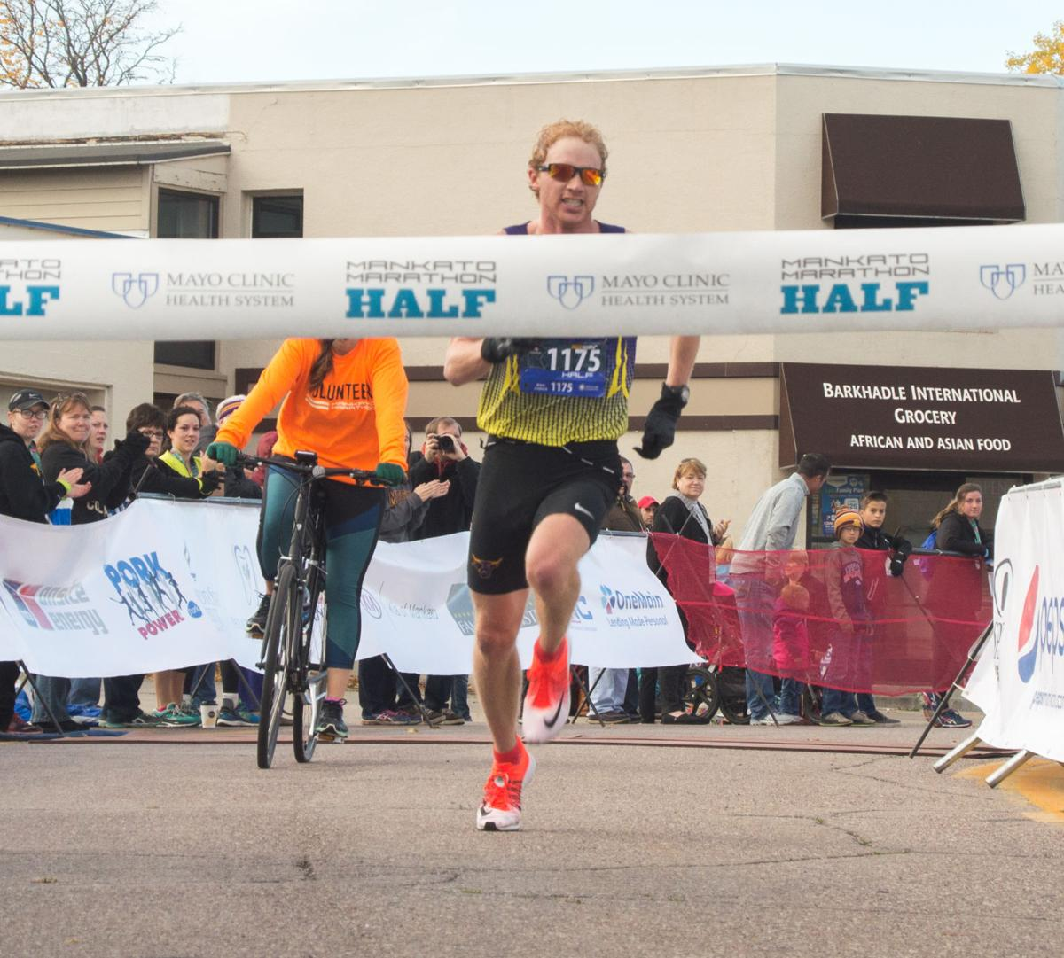 Mankato Marathon _Half_Men's Winner