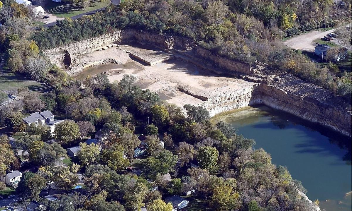Quarry aerial 2