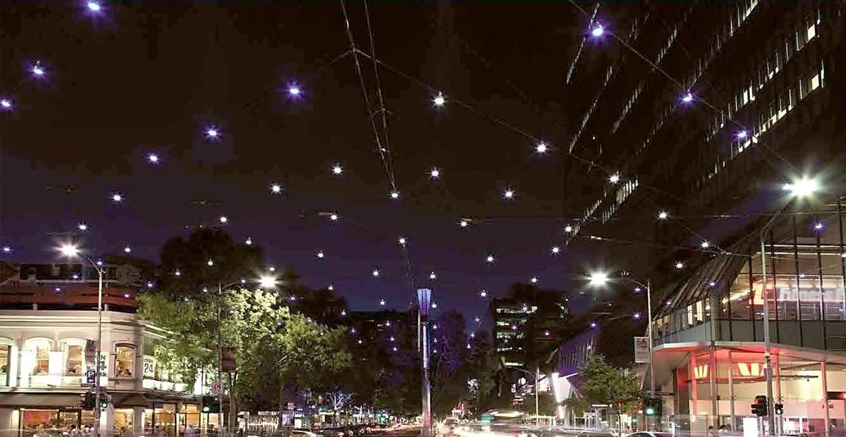 City Center lighting plan 1