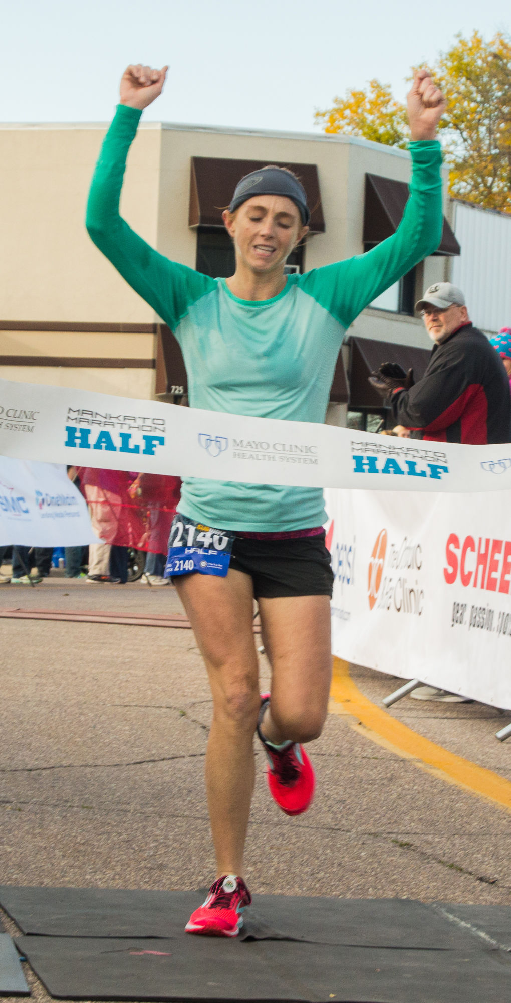 Mankato Marathon_Half_Women's Winner