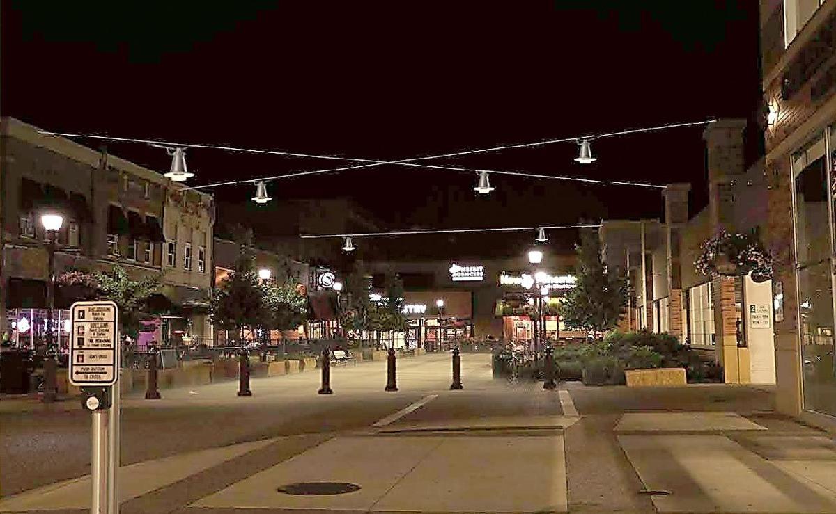 City Center lighting plan 2