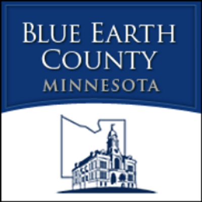 Blue Earth County logo
