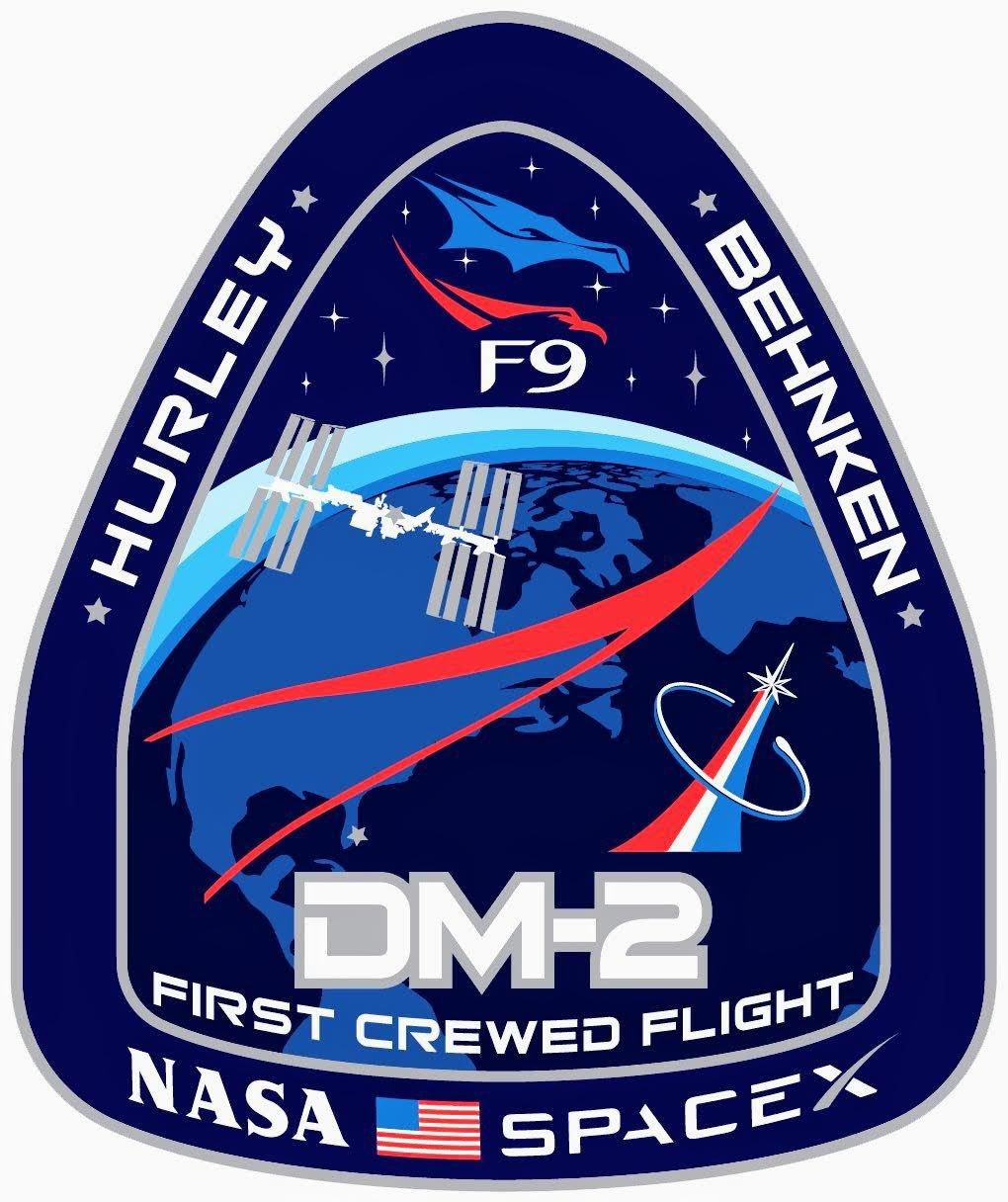 Andrew Nyberg's NASA patch