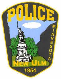 New Ulm police logo