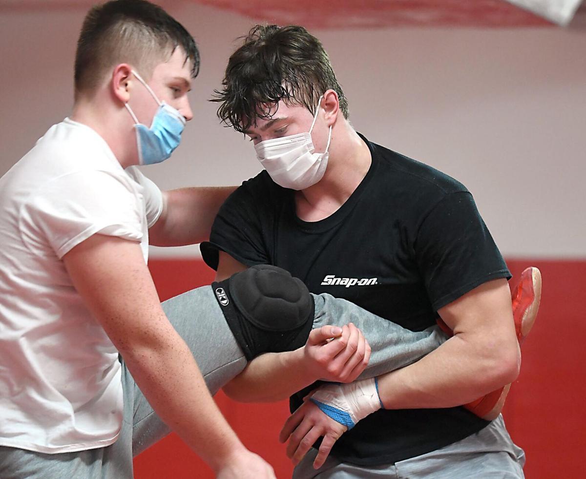 Mankato West wrestling preview