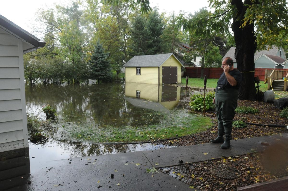 update area battles rising waters flooded basements local news